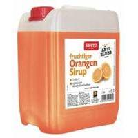 Spitz Orangen Sirup 5 ltr.