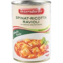 Inzersdorfer Spinat-Ricotta-Ravioli 400 g