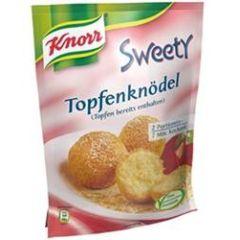 Knorr Sweety Topfenknödel -  österreichische Spezialität