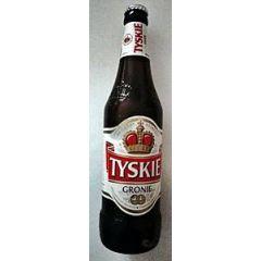 Tyskie Gronie - Bier aus Polen
