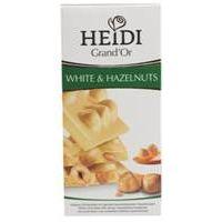 Heidi Grand or weiße Schokolade mit Haselnuß und Cornflakes 100g