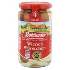 Böklunder Wiener-Würstchen 4 x 40 g