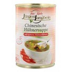 Jürgen Langbein Chinesische Hühnersuppe 400 ml