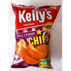 Kelly´s Chips Chili Chang 175g