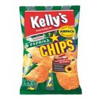 KELLY´S Chips Paprika 175g