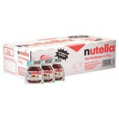 Nutella Portionen 120x15g