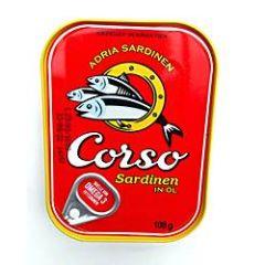 Corso Sardinen in Öl