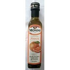 Monini Orange Natives Olivenöl Extra 250 ml