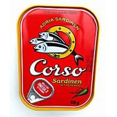 Corso Sardinen mit Peperoni