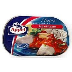 Appel Heringsfilets Salsa - Picante 200g
