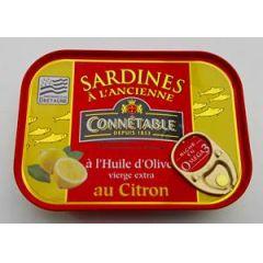 Sardinen a L´Ancienne au Citron