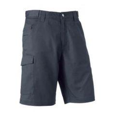 """Twill Workwear Shorts Convoy Grey 44"""" (111cm)"""