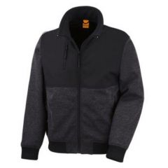 Work-Guard Brink Stretch Jacket Grey/Black L