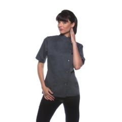 Ladies Chef Jacket Greta Anthracite 46