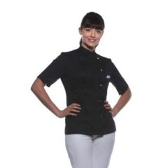 Ladies Chef Jacket Greta Black 34