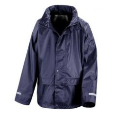 Junior StormDri Jacket Navy M (7-8)