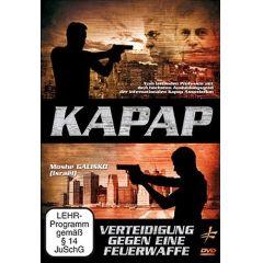 KAPAP Verteidigung gegen eine Feuerwaffe