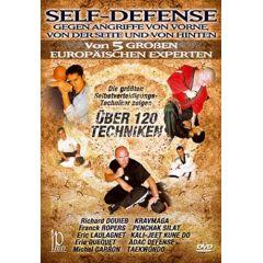 Self-Defense gegen Angriffe von vorne, von der Seite und von hinten