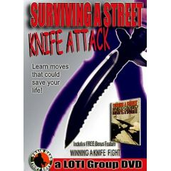 Surviving A Street Knife Attack