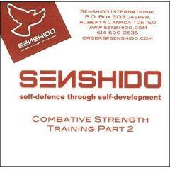 Combative Strength Training 2