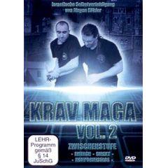 Krav Maga Vol.2 Zwischenstufe
