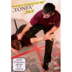 Mehrzweck-Einsatzstock MES Tonfa Vol.1 Grundtechniken