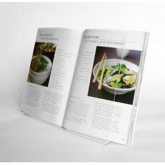 Kochbuchhalter Acryl Buchhalter Küche Buchstütze Buchständer Kochbuchhalter Kochbuch