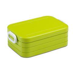 Lunchbox TAB Midi lime Brotzeitbox Brotzeit Lunch Brotdose aufbewahren grün gelb orange