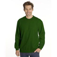 SNAP Sweat-Shirt Top-Line, Gr. S, Farbe flaschengrün