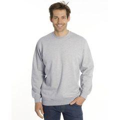 SNAP Sweat-Shirt Top-Line, Gr. 4XL, Farbe grau meliert