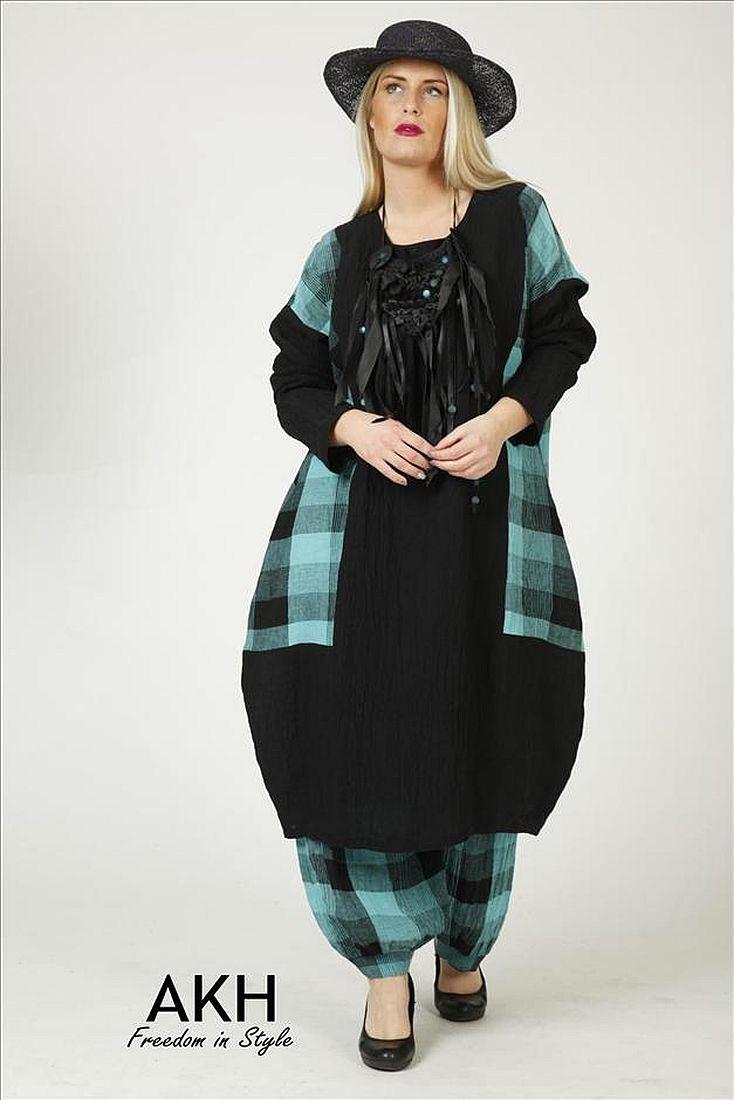 lagenlook leinen kleid akh fashion mode modeolymp. Black Bedroom Furniture Sets. Home Design Ideas