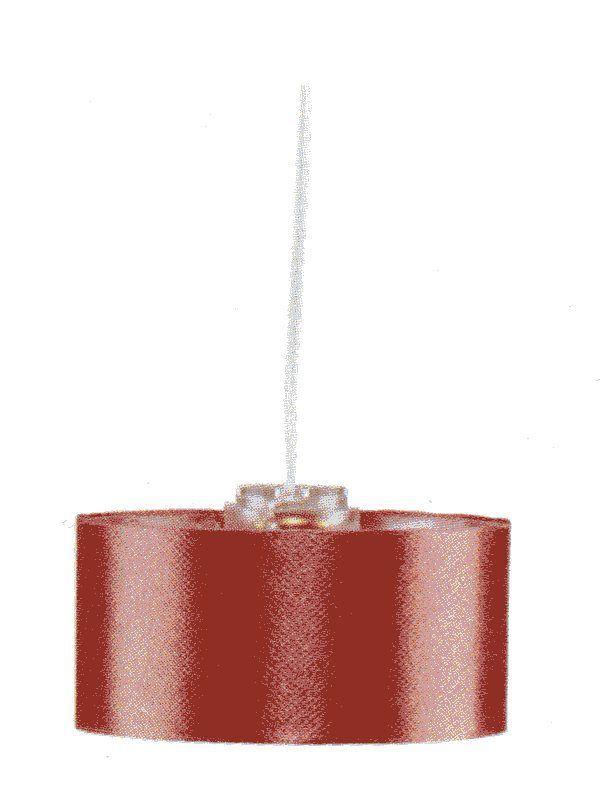 h ngelampe weinrot stoffschirm puppenhaus dekorationen miniaturen. Black Bedroom Furniture Sets. Home Design Ideas