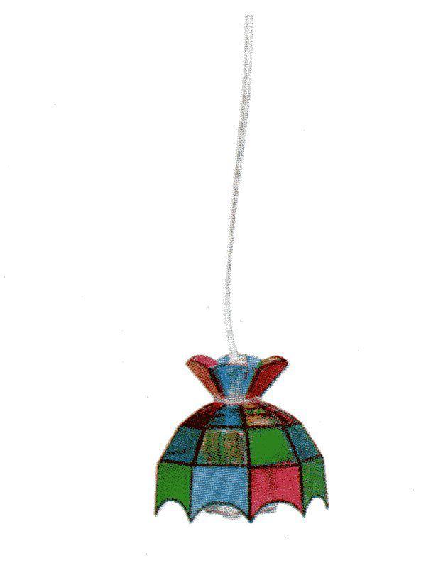Puppenhaus h ngelampe tiffany lampen baumarkt wossiland for Lampen puppenhaus