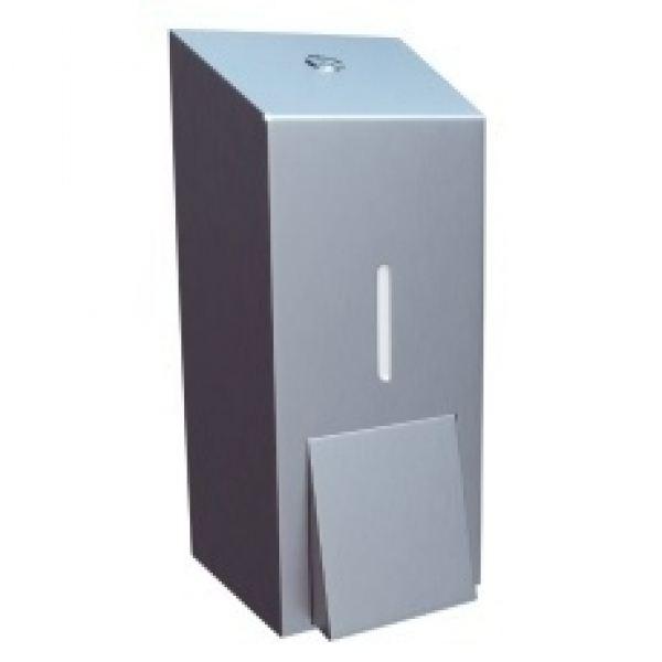 seifenspender aus edelstahl matt 800 ml sehr hochwertige. Black Bedroom Furniture Sets. Home Design Ideas