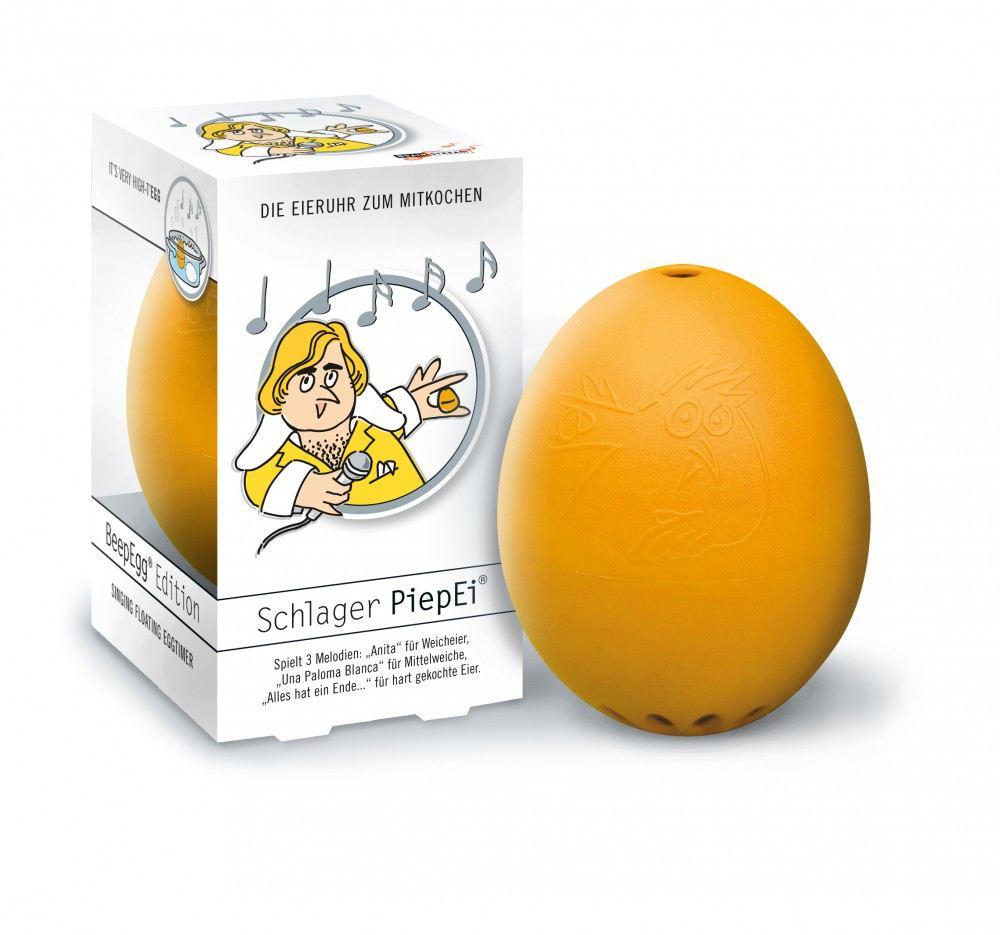 Piepei schlager piep ei eierkocher eieruhr 3 in 1 fr hst cksei schlagermusik eier kochen anita - Ei kochen mit eierkocher ...