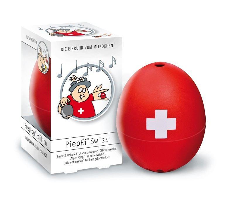 Piepei swiss piep ei eierkocher eieruhr 3 in 1 fr hst cksei eier kochen schweiz switzerland - Ei kochen mit eierkocher ...