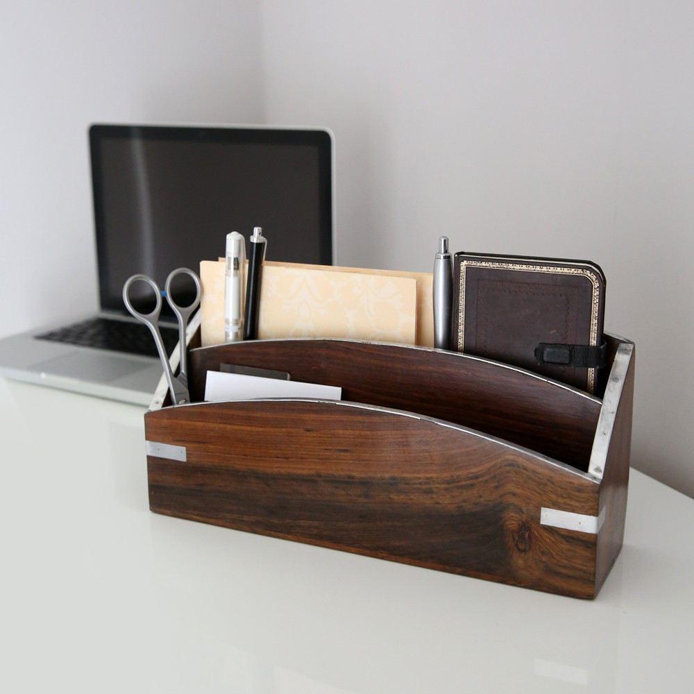 Utensilo nedim briefablage ordnungsbox b robutler ordnung for Schreibtisch utensilo