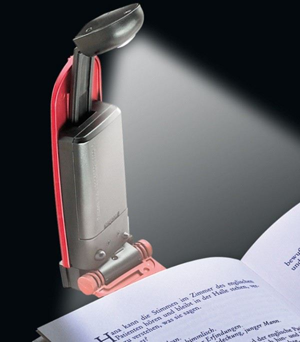 cilio leselampe taschenlampe licht nachtleuchte leselicht. Black Bedroom Furniture Sets. Home Design Ideas