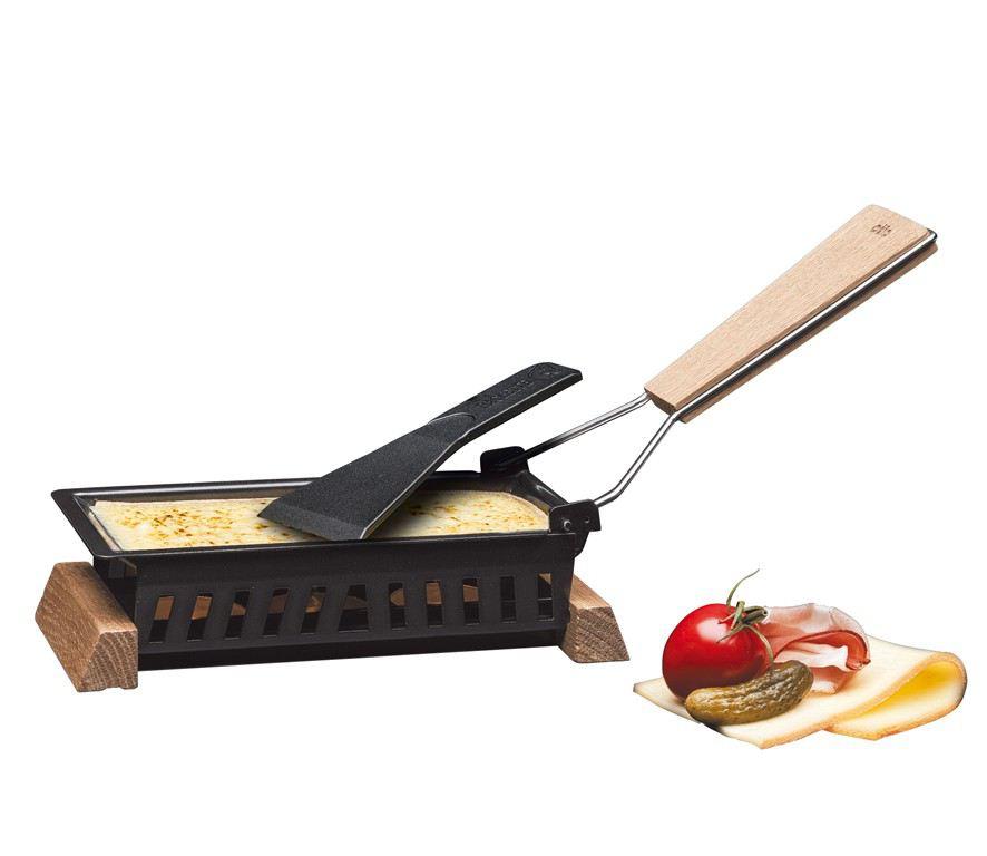 party raclette formaggio mit teelichter mini grill tischgrill ger t k se ohne strom tischraclette. Black Bedroom Furniture Sets. Home Design Ideas