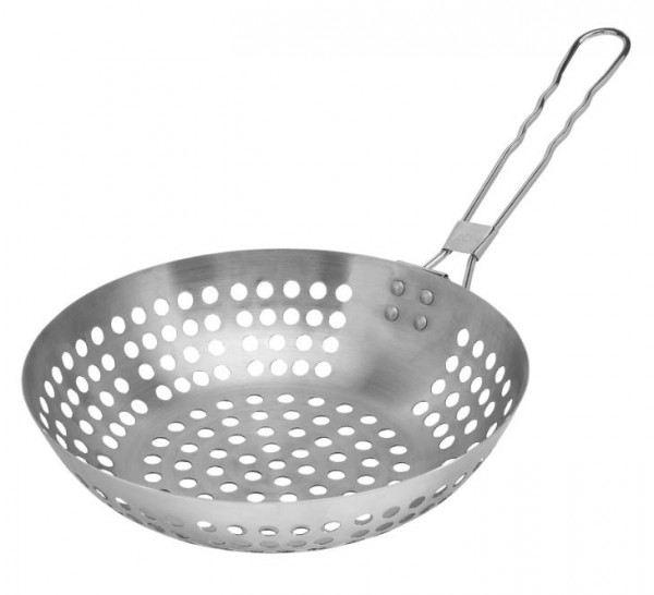 Grillen Auf Dem Balkon Gesetz : grillwok grill wok pfanne wokpfanne edelstahl grillen wok von leopold ~ Whattoseeinmadrid.com Haus und Dekorationen
