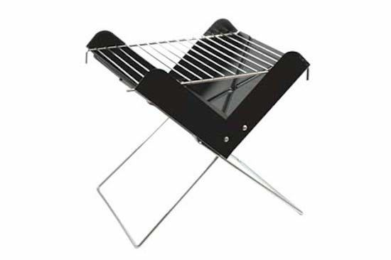 tragbarer grill barbecue tragbar grillen von leopold. Black Bedroom Furniture Sets. Home Design Ideas