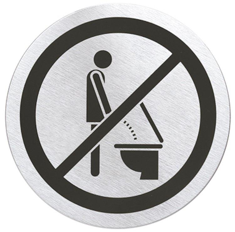 t rschild bitte setzen schild klo toilette wc 68146 kloschild duschregal wohnen leben. Black Bedroom Furniture Sets. Home Design Ideas