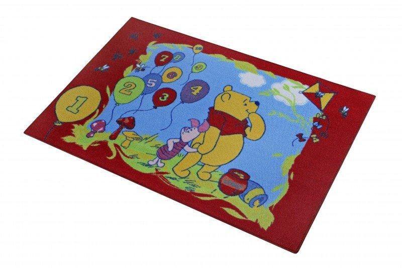 Spielteppich Winnie Puuh Kinderteppich Disney Kinderzimmer Teppich ...