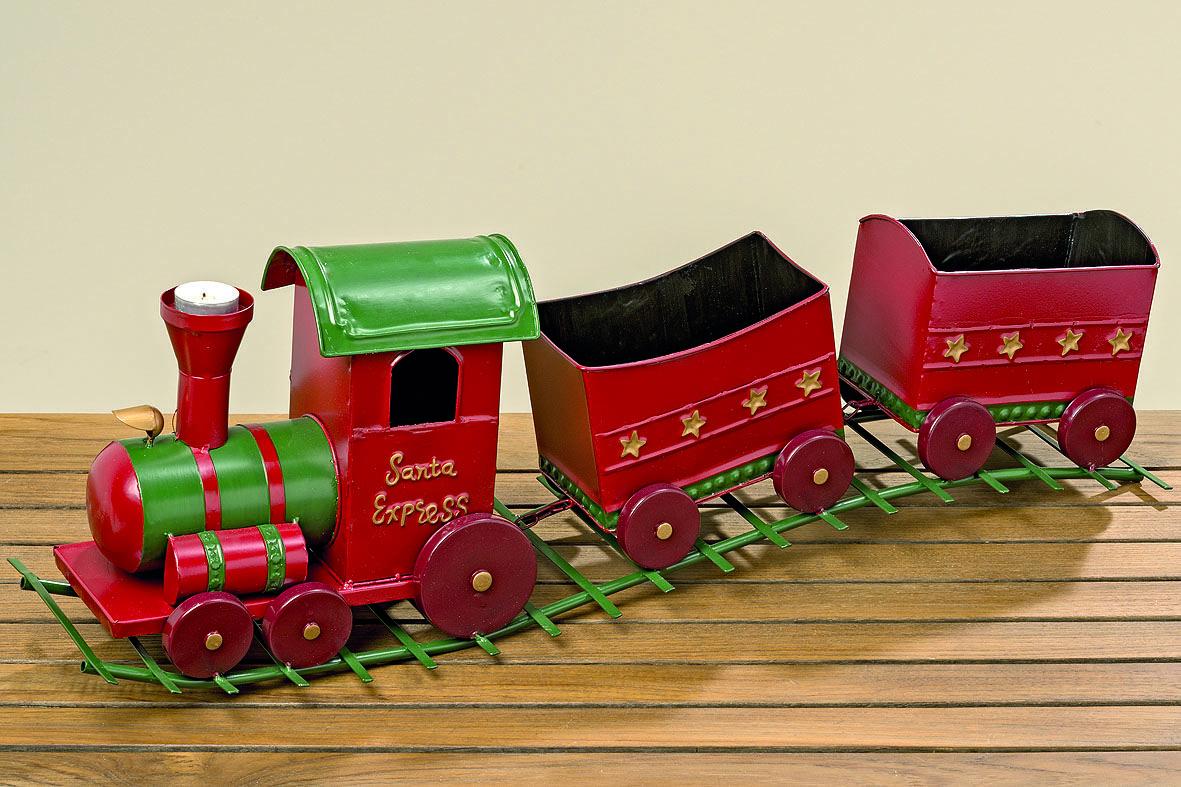 Zug sapri rot dekoration gr n weihnachten weihnachtsdeko - Dekoration rot ...