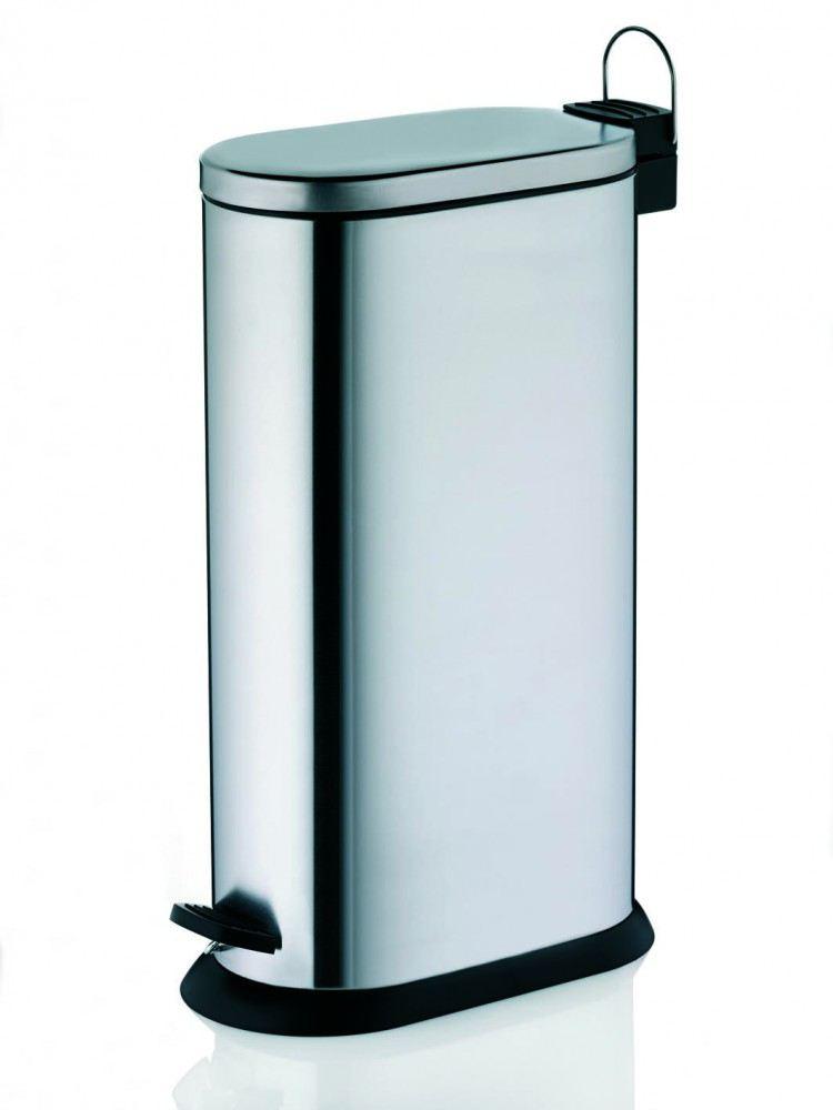 kela treteimer selina 20 liter edelstahl badabfalleimer. Black Bedroom Furniture Sets. Home Design Ideas