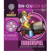 Chemie-Wissen: Farbenspiel; Experimentierkasten
