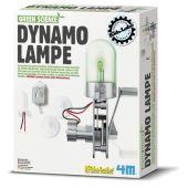 4M Dynamo Lampe