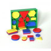 Geo-Set 60, klein - Geometrische Figuren