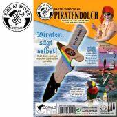 KIDS AT WORK Bastelvorschlag Piratendolch (mit Sperrholzplatte)