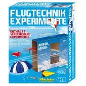 4M Flugtechnik Experimente